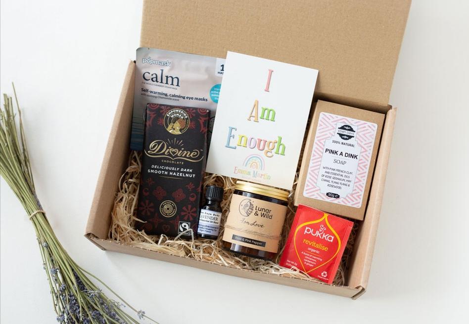 Mindfulness in a box